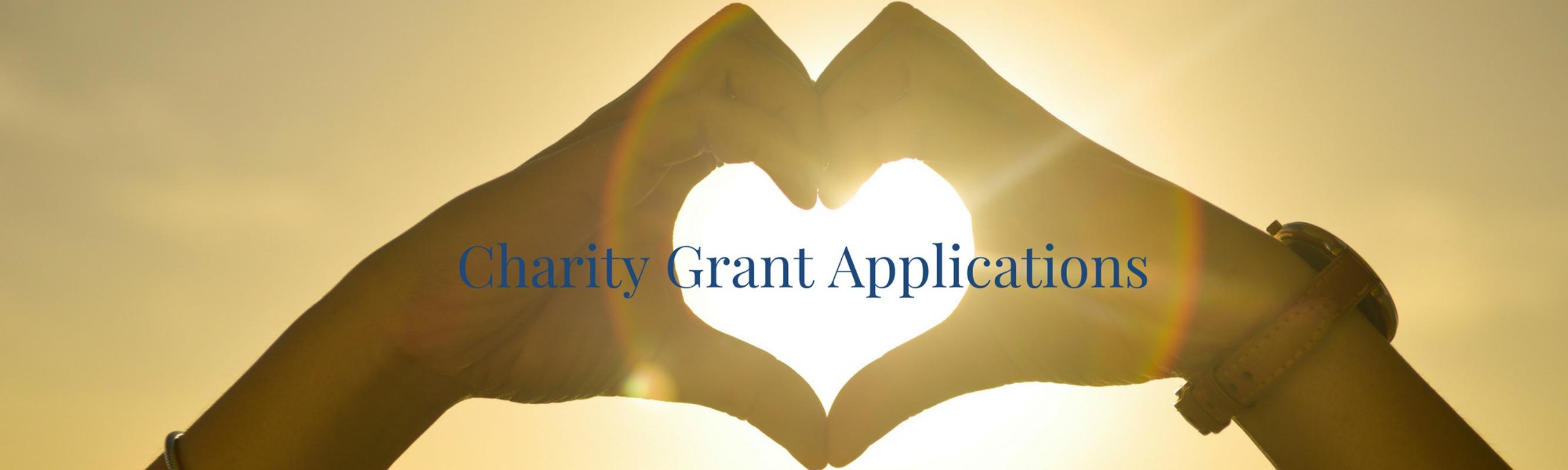 2018 Charity Grant
